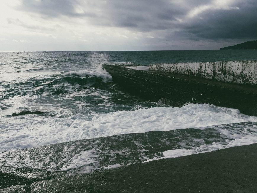 Бушующее осеннее море завораживает красотой (ФОТО), фото-6