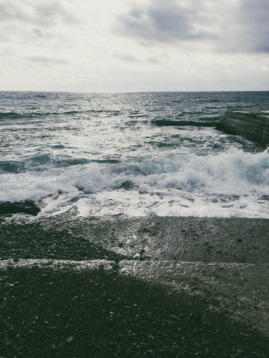Бушующее осеннее море завораживает красотой (ФОТО), фото-5