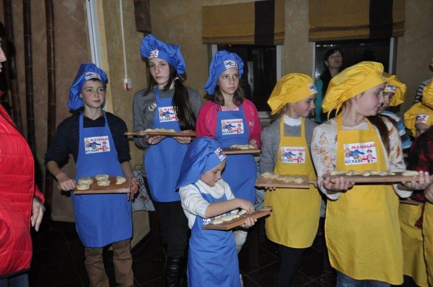 «Маленькі кухарі» Херсона оттачивали мастерство в лепке вареников (фото), фото-3