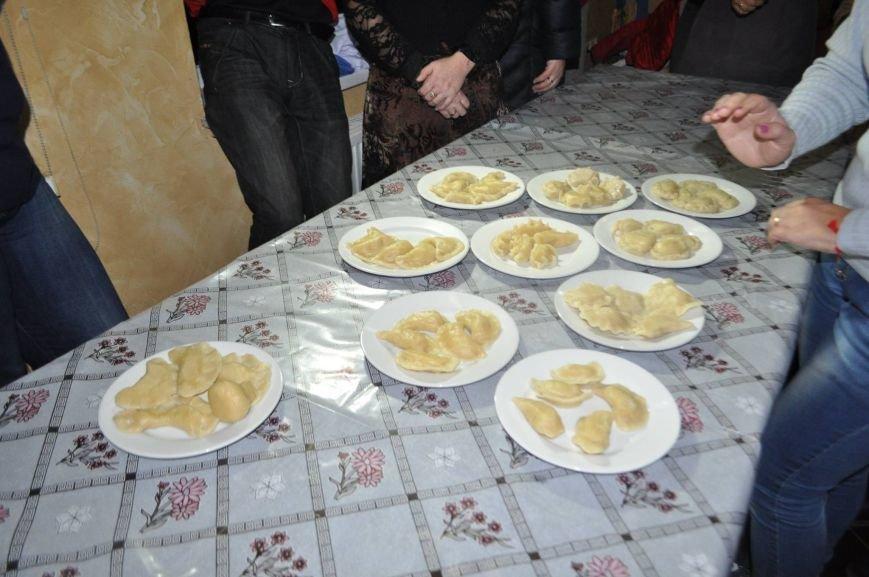 «Маленькі кухарі» Херсона оттачивали мастерство в лепке вареников (фото), фото-6