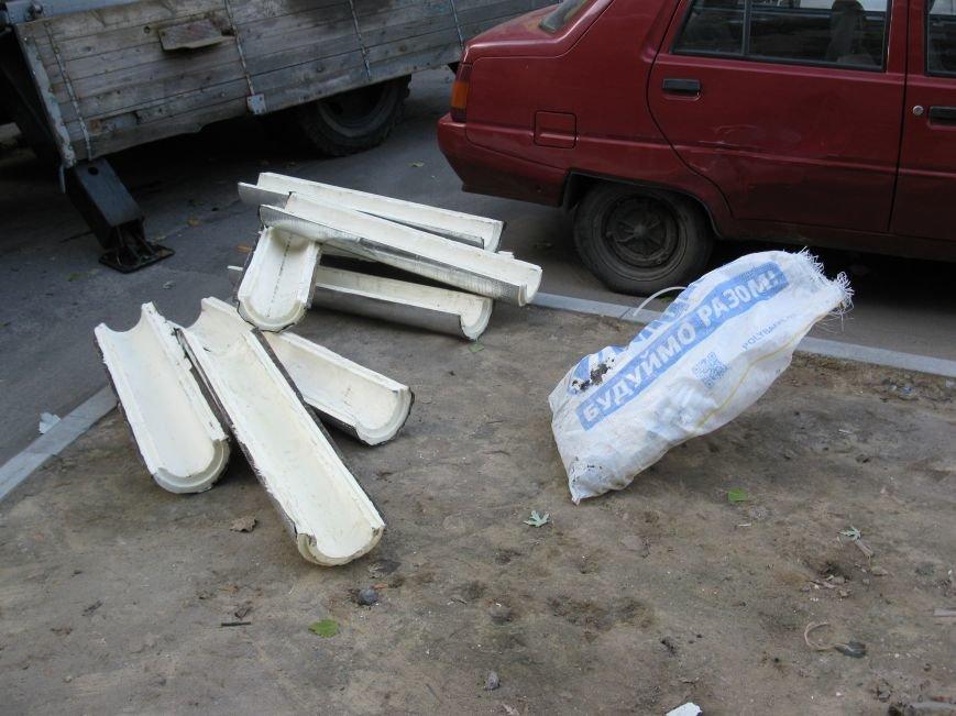 В Мелитополе утепляют воздушную теплотрассу, фото-4