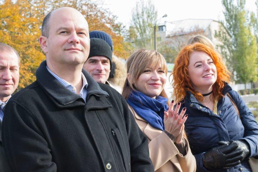В Николаев из зоны проведения АТО вернулись бойцы 79-й отдельной аэромобильной бригады (ФОТО), фото-1