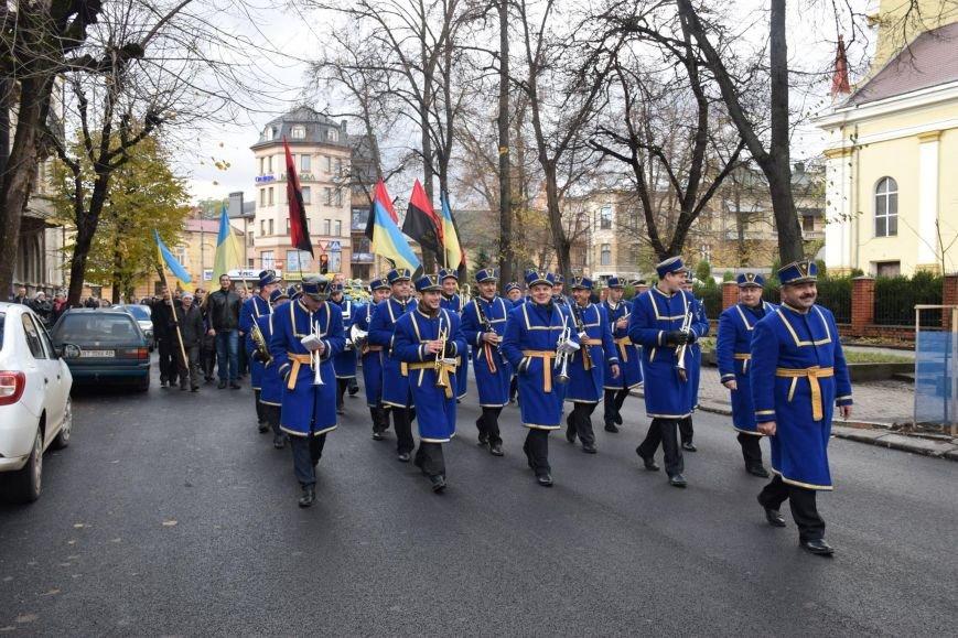 Сьогодні відзначили 98-річчя проголошення ЗУНР. Фото, фото-3