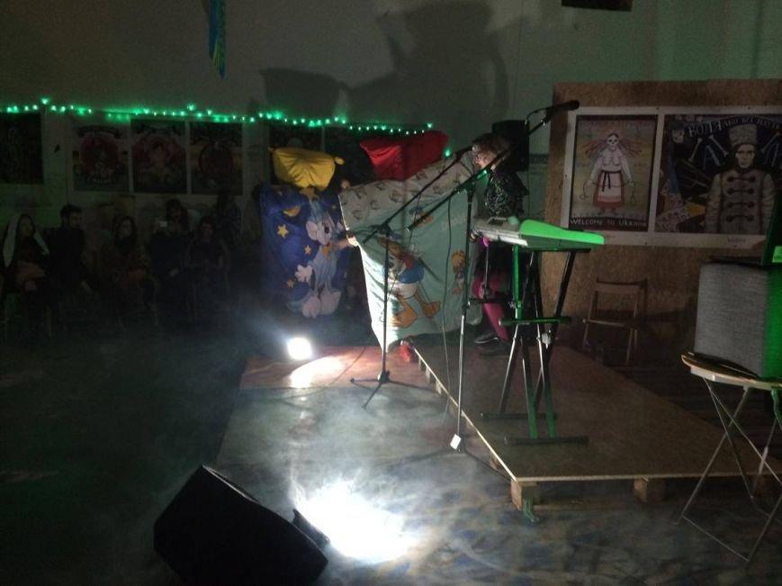 В Мариуполе  в ночь  Всех святых выступила группа, расширяющая границы свободы (ФОТО, ВИДЕО), фото-2