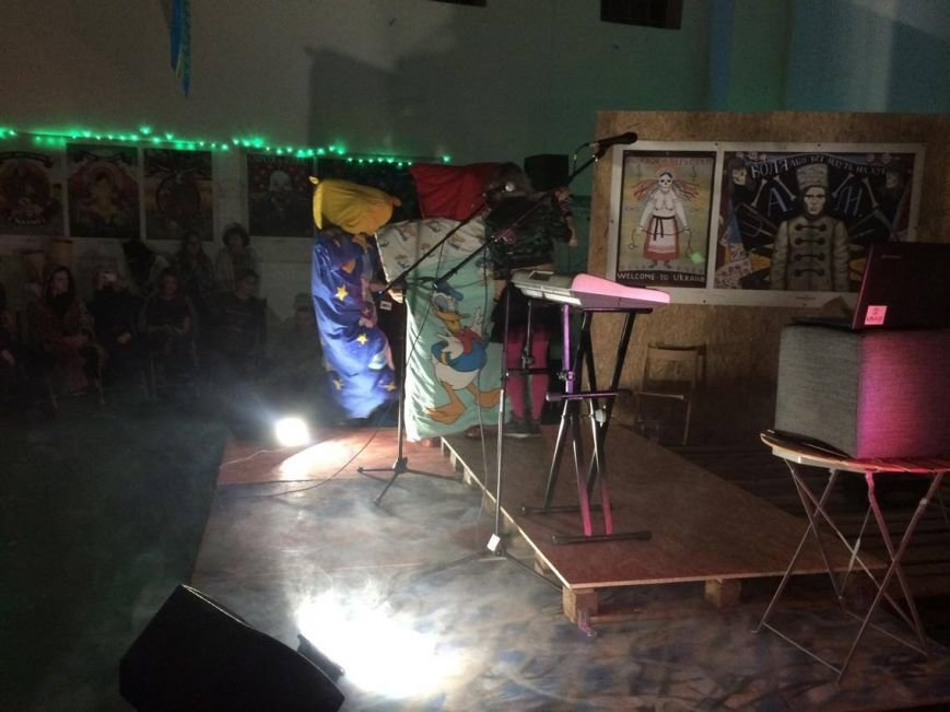 В Мариуполе  в ночь  Всех святых выступила группа, расширяющая границы свободы (ФОТО, ВИДЕО), фото-1