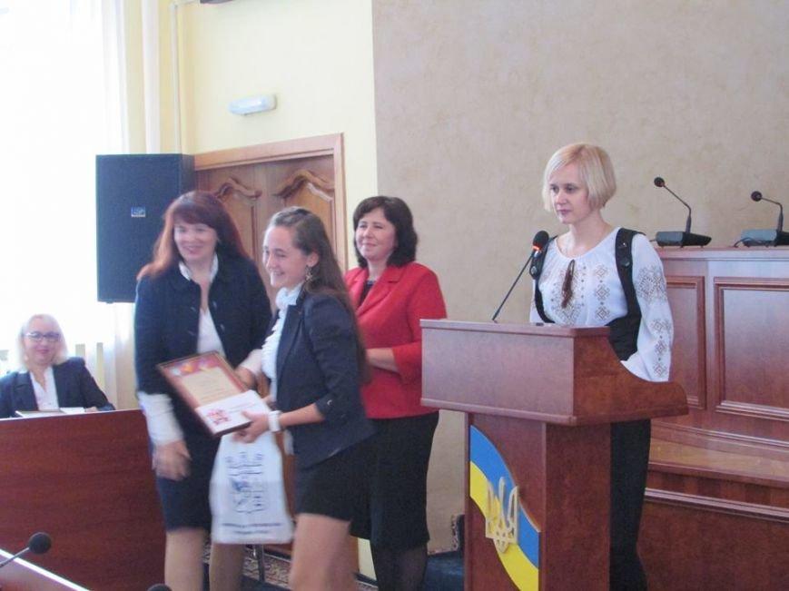 У Новограді-Волинського відбулося урочисте вручення дипломів стипендіатам міського голови, фото-4