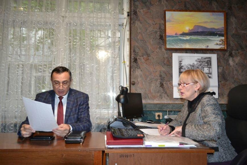 Попечительский совет Алупкинской школы-интерната приступает к работе, фото-1