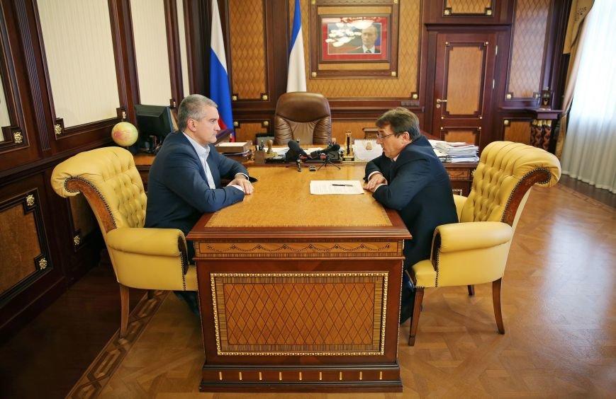 Аксёнов поручил исключить посредников из процесса реализации сельхозпродукции в Симферополе (ФОТО), фото-2