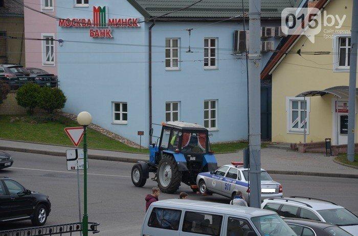 Каждый день в Гродно за нарушения правил остановки и стоянки эвакуируют в среднем 8 автомобилей, фото-1