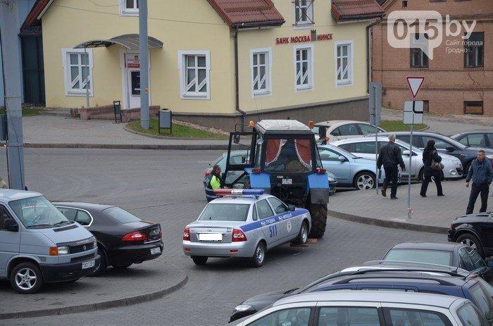 Каждый день в Гродно за нарушения правил остановки и стоянки эвакуируют в среднем 8 автомобилей, фото-2