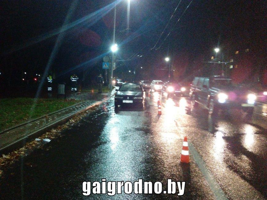 """В Гродно за вечер на """"зебрах"""" сбили двух пешеходов: пострадавшие в больнице (UPD: больше фото и подробности), фото-2"""