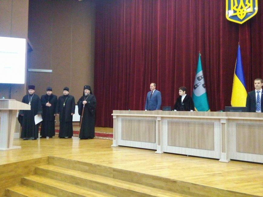 Сессия Сумского горсовета началась с награждений, фото-1