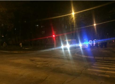 На Пролетарской патрульные полицейские сбили пьяного мужчину (ФОТО), фото-1