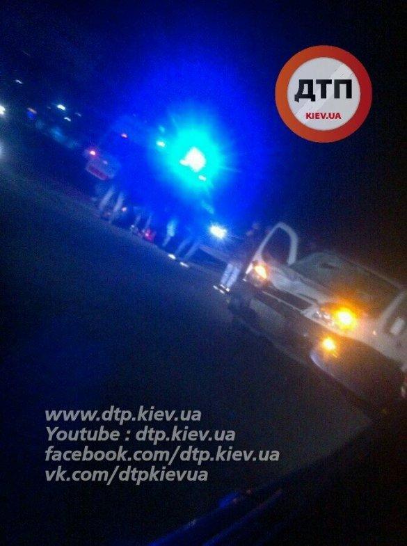 Смертельная авария на Окружной: погиб пешеход, фото-1