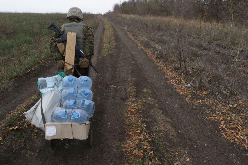 Украинские журналисты попали под обстрел на окраинах Мариуполя (ВИДЕО, ФОТО), фото-3