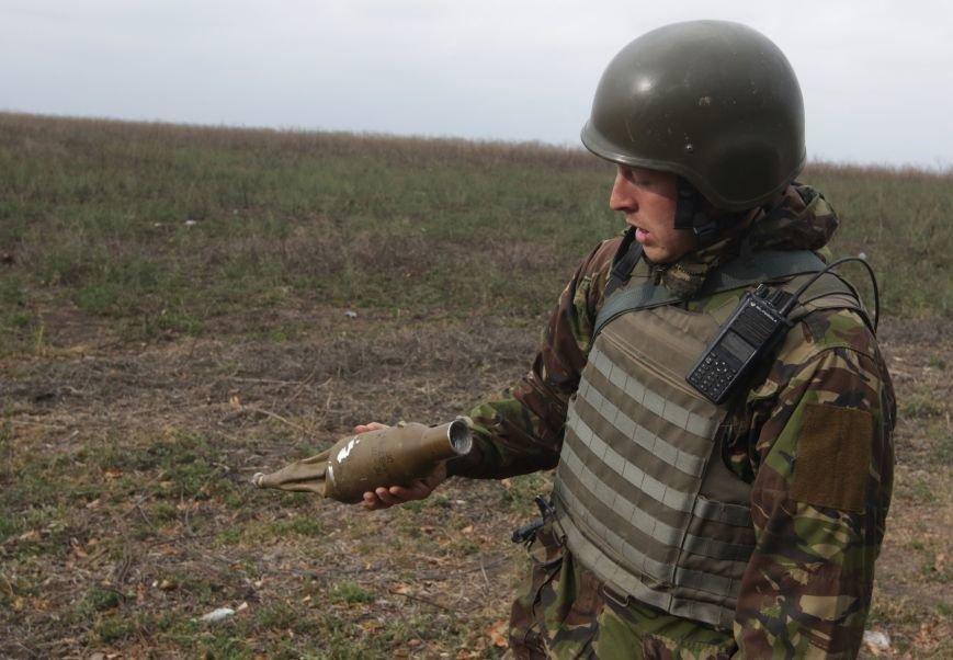 Украинские журналисты попали под обстрел на окраинах Мариуполя (ВИДЕО, ФОТО), фото-2