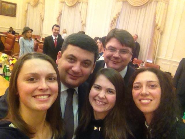 Прем'єр-міністр України вручив премію франківській студентці (ФОТО), фото-1