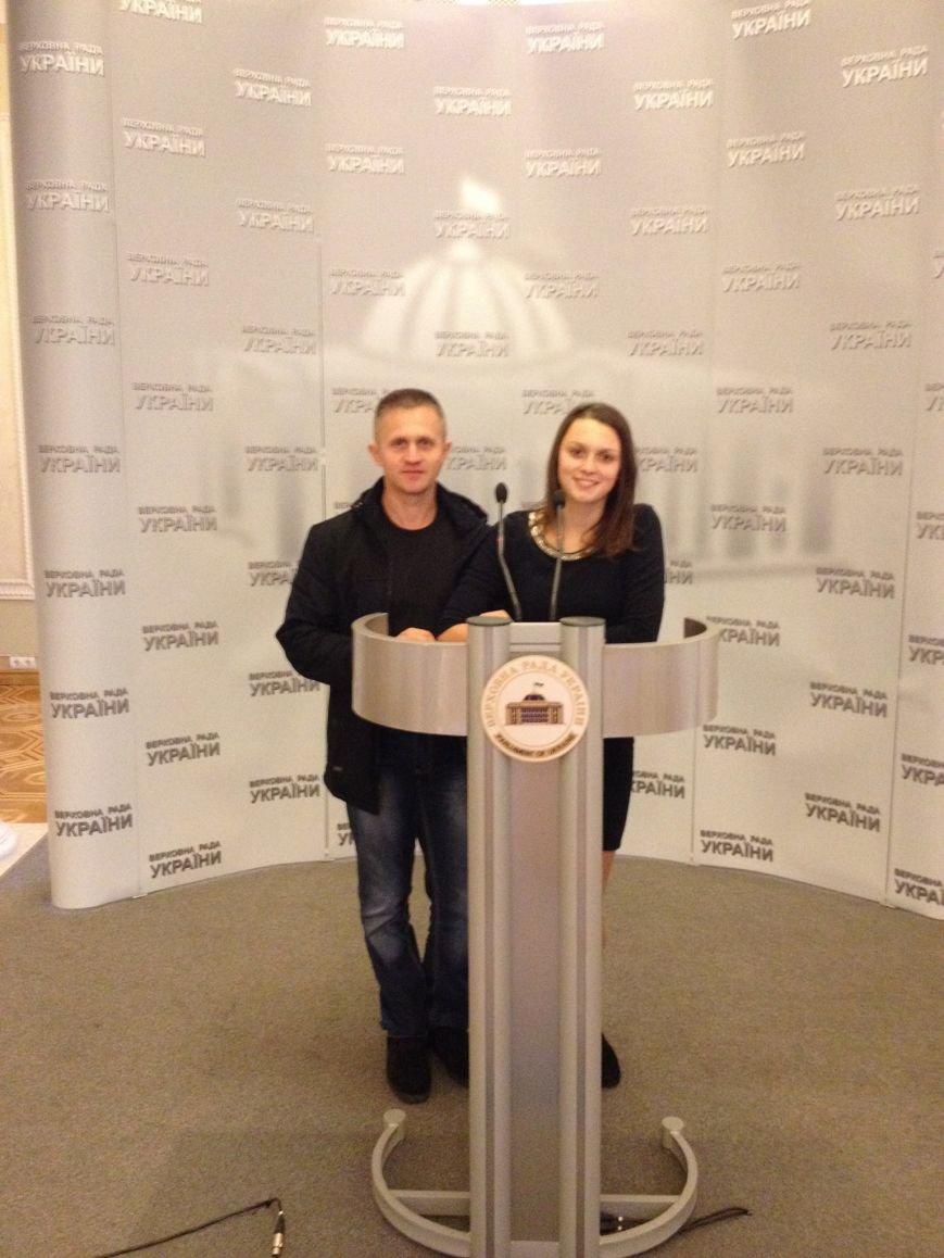 Прем'єр-міністр України вручив премію франківській студентці (ФОТО), фото-4