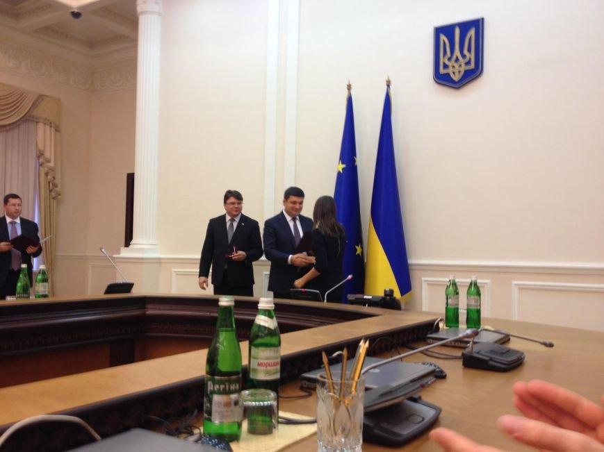 Прем'єр-міністр України вручив премію франківській студентці (ФОТО), фото-5