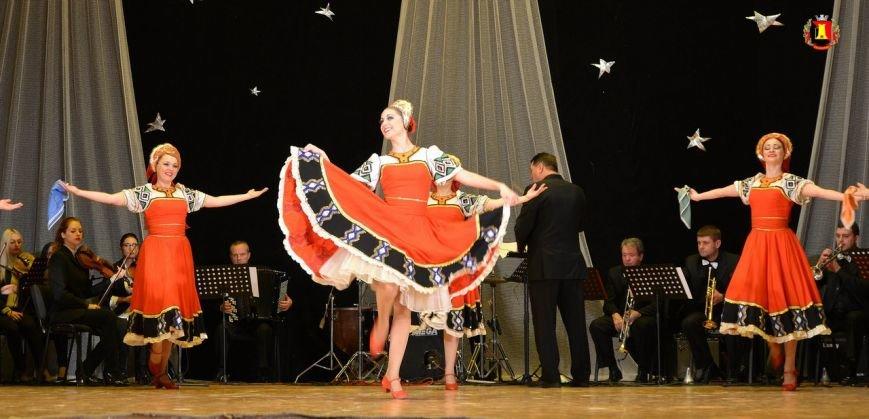 Ансамбль «Донбасс» на енакиевской сцене, фото-2