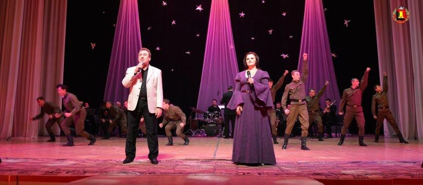Ансамбль «Донбасс» на енакиевской сцене, фото-3