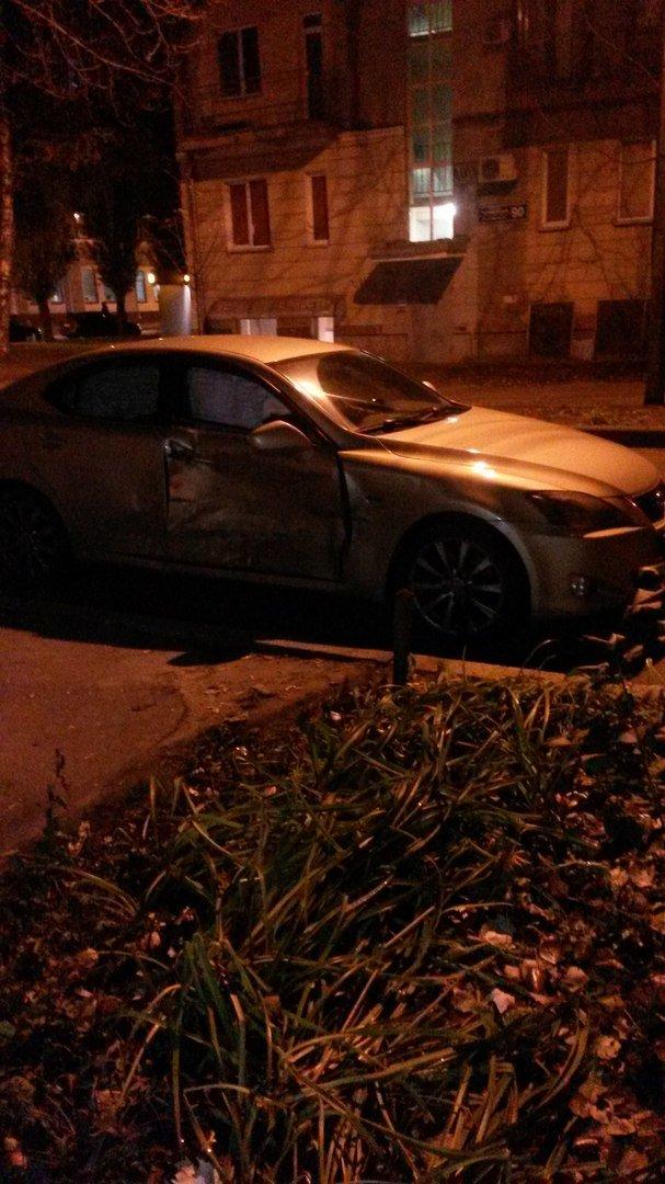 ДТП в центре Харькова: есть пострадавшие (ФОТО), фото-1