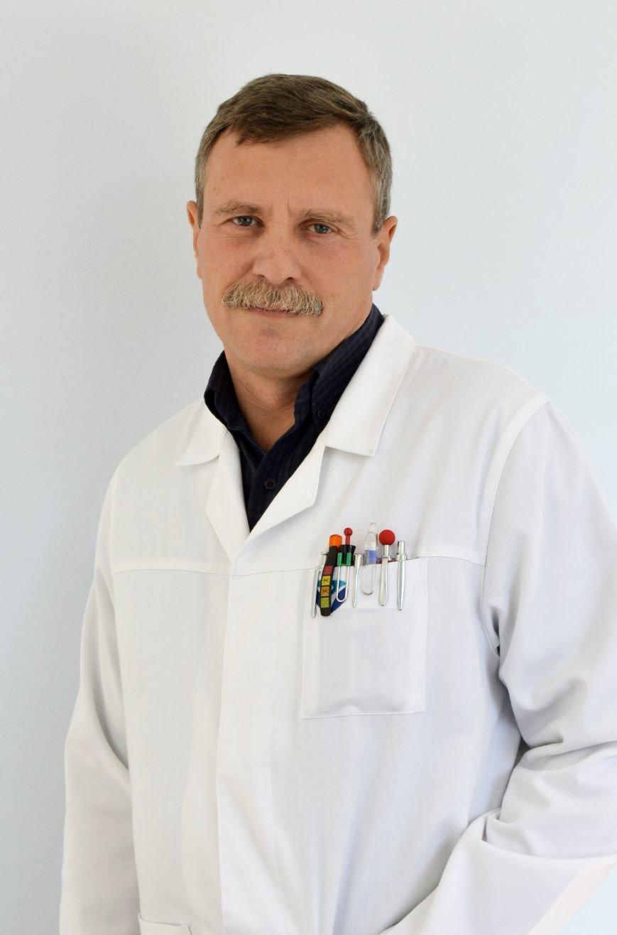 Головаха М.Л. - профессор, заведующий кафедрой ортопедии и травматологии ЗГМУ