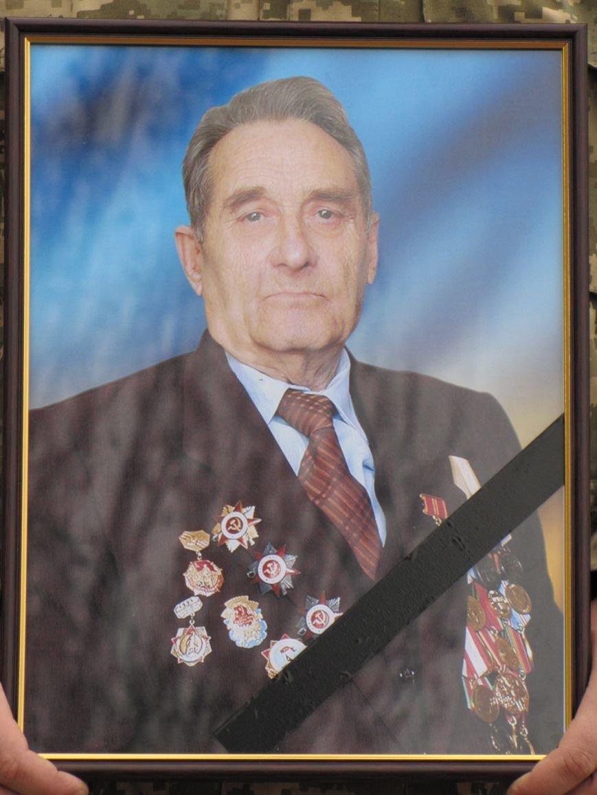 Мелитопольцы проводили в последний путь известного краеведа и ветерана, фото-6