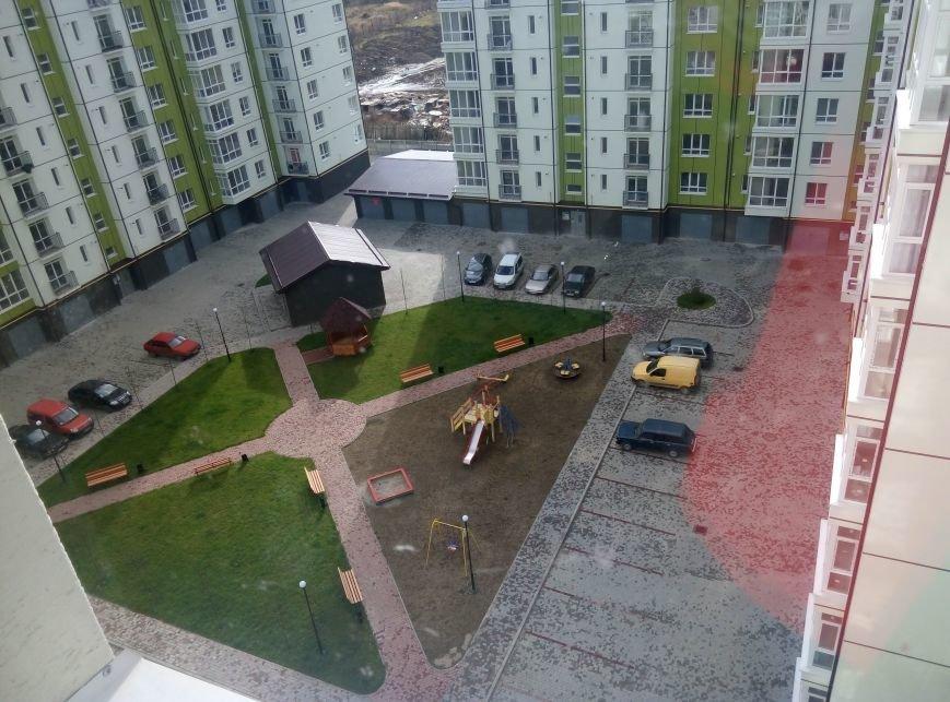 У Франківську бійці АТО отримали квартири у новобудові. Першими у гості завітали журналісти (ФОТО+ВІДЕО), фото-16