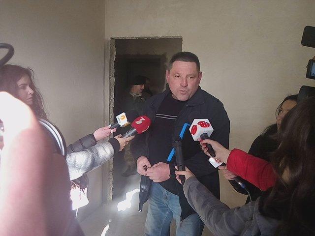 У Франківську бійці АТО отримали квартири у новобудові. Першими у гості завітали журналісти (ФОТО+ВІДЕО), фото-11