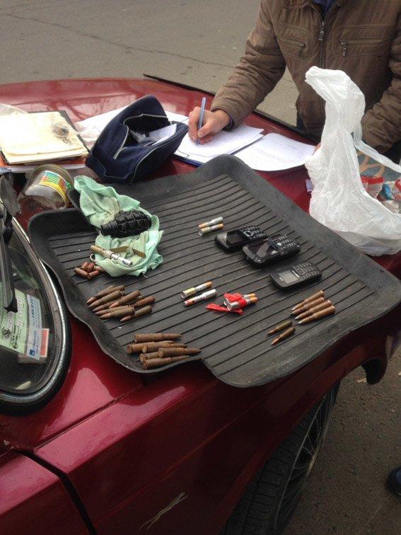 В Николаеве задержали вооруженных военных, которые грабили интернет-кафе (ФОТО), фото-2