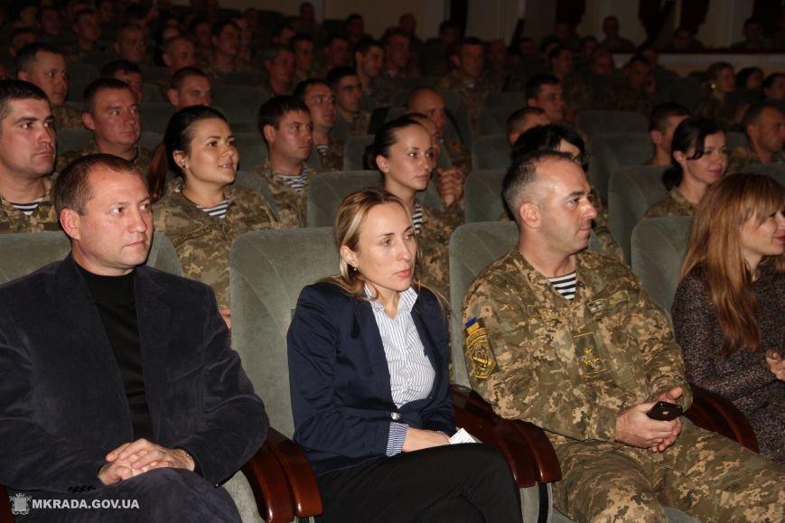 Александр Сенкевич поздравил воинов-артиллеристов и ракетчиков с профессиональным праздником (ФОТО), фото-3