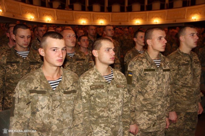 Александр Сенкевич поздравил воинов-артиллеристов и ракетчиков с профессиональным праздником (ФОТО), фото-2