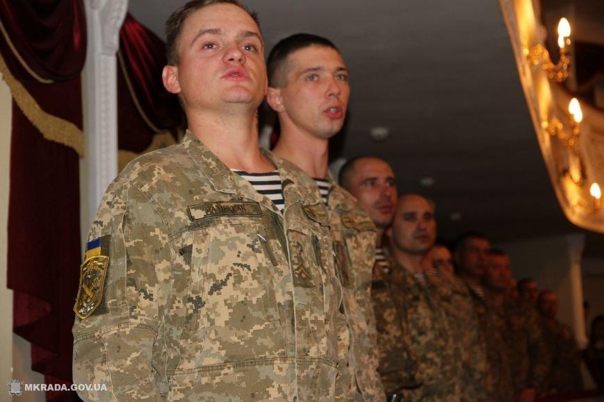 Александр Сенкевич поздравил воинов-артиллеристов и ракетчиков с профессиональным праздником (ФОТО), фото-1