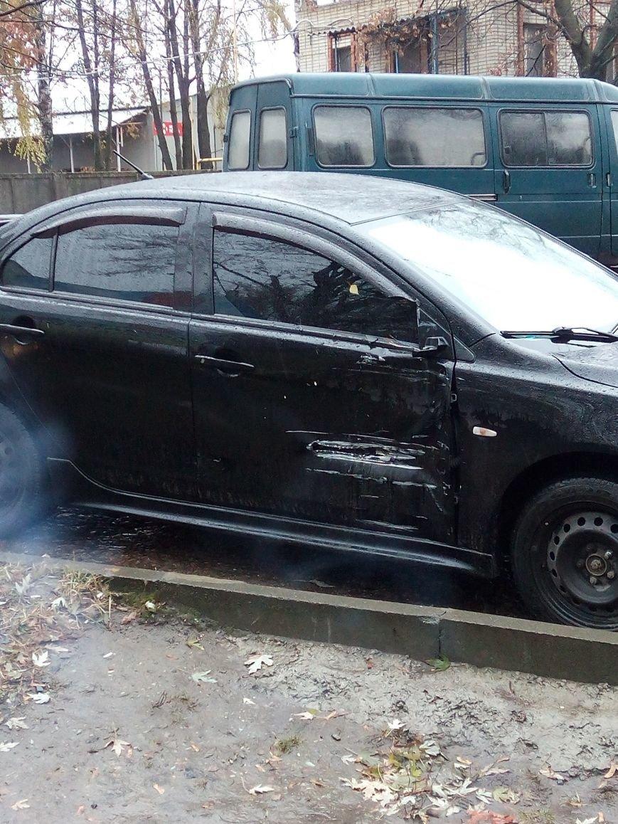 В Сумах столкнулись легковой автомобиль и фура (ФОТО), фото-3