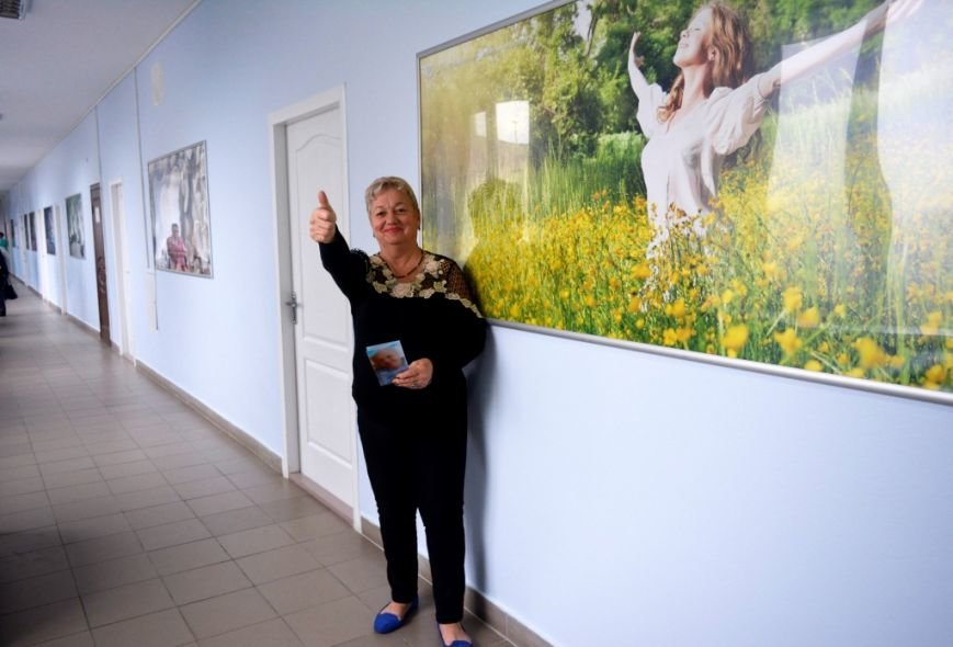 Пациентка Тамара Ивановна подтверждает, что возможность видеть мир - бесценна