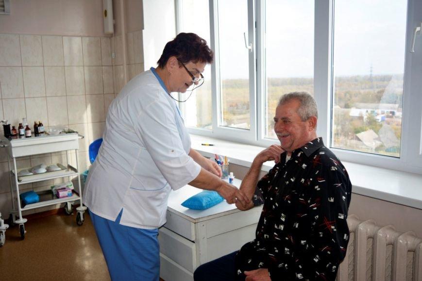 Процедуры перед операцией в отделении микрохирургии глаза ЗОКБ