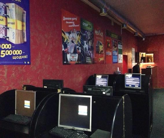 В городе Боярка пресекли работу нелегального игрового клуба, фото-1