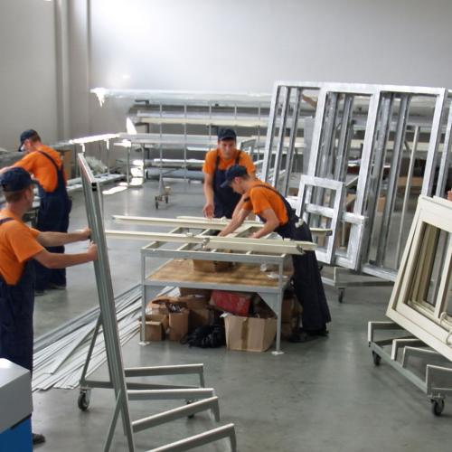 Где заказать индивидуальное изготовление алюминиевых окон?, фото-1