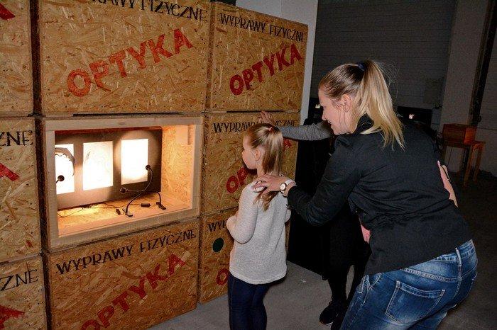 """В Гродно проходит выставка оптических иллюзий, где любой желающий может """"потрогать свет"""", фото-13"""