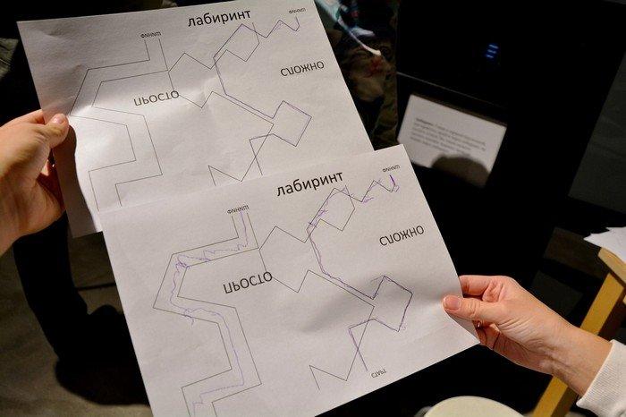 """В Гродно проходит выставка оптических иллюзий, где любой желающий может """"потрогать свет"""", фото-3"""