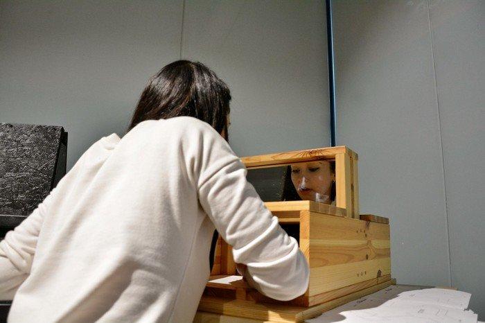 """В Гродно проходит выставка оптических иллюзий, где любой желающий может """"потрогать свет"""", фото-4"""