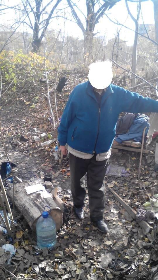 """Франківський безпритульний із Донбасу варить чай, не підтримує Путіна і знімає """"порчу"""". Особливе інтерв'ю, фото-1"""