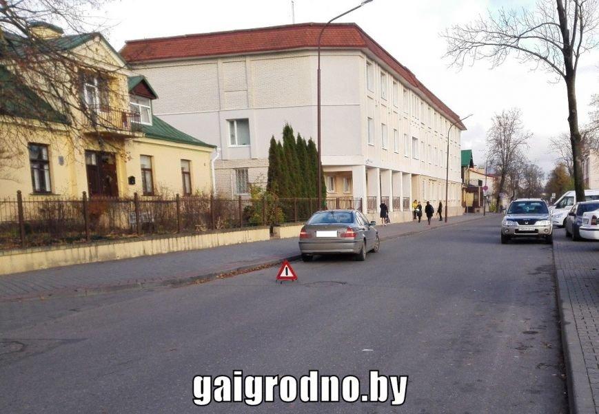 В Гродно пострадавшая девушка после аварии попросила не вызывать ГАИ, фото-2