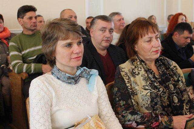 В Кам'янці привітали працівників соціальної сфери із професійним святом, фото-1