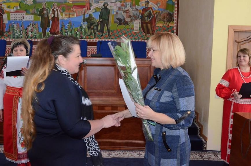 У Новограді-Волинському відбулися урочистості з нагоди Дня працівників соціальної сфери, фото-1