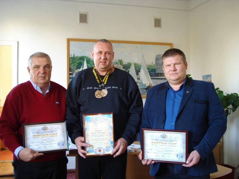 Николаев гордится своими чемпионами (ФОТО), фото-1