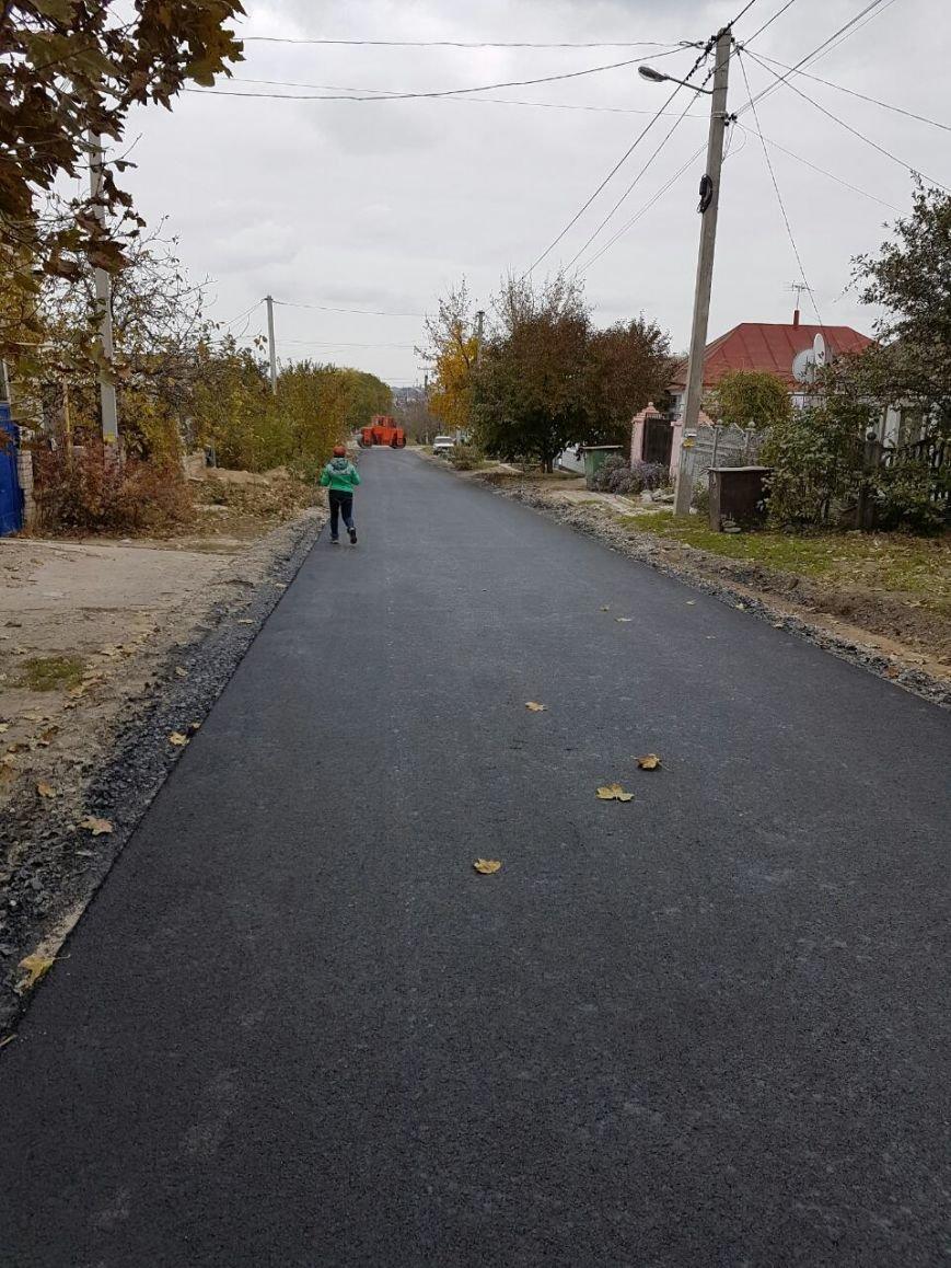 В Николаеве на улице Александра Матросова  и Бокова капитально отремонтировали дороги (ФОТО), фото-3
