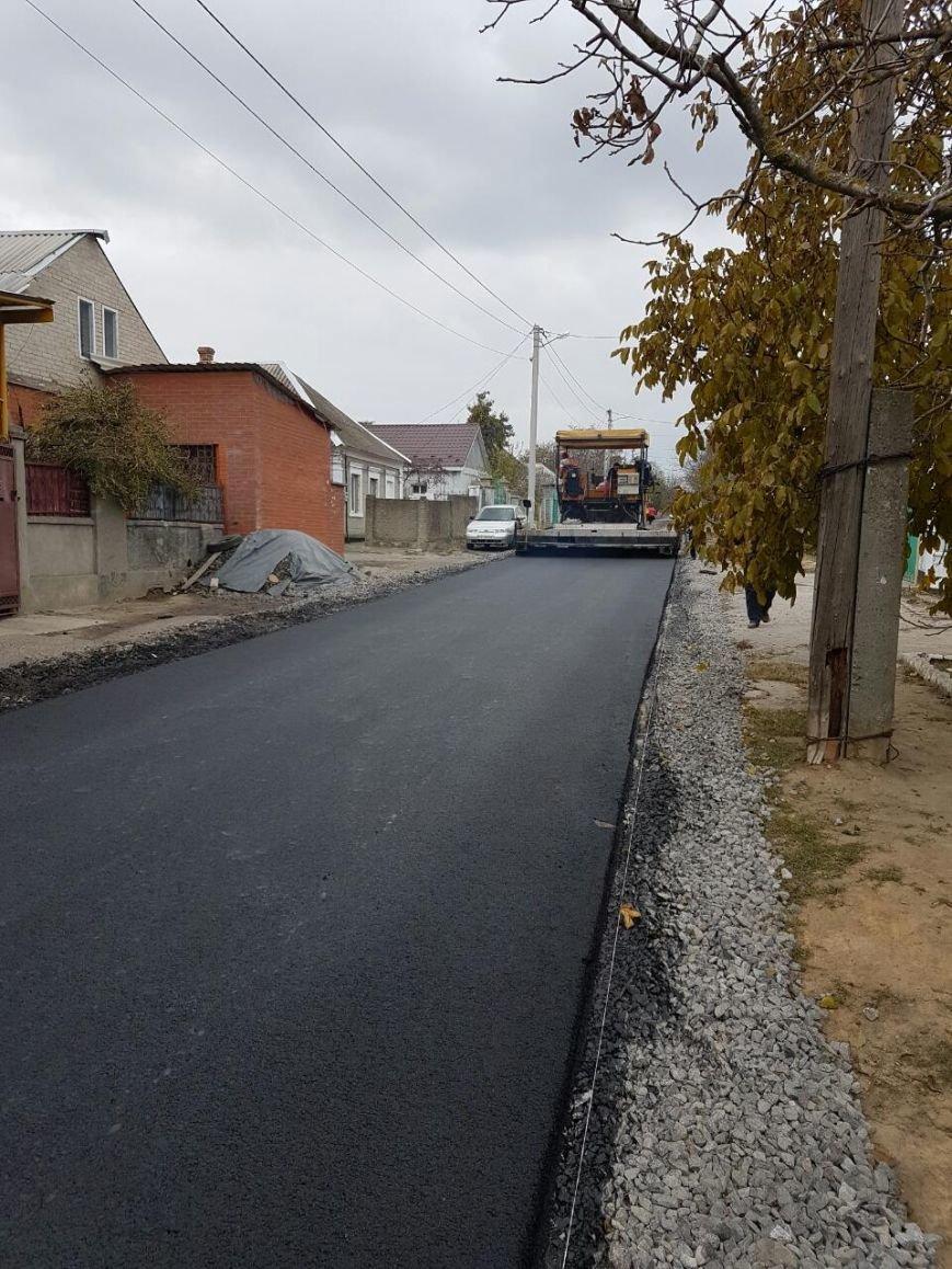 В Николаеве на улице Александра Матросова  и Бокова капитально отремонтировали дороги (ФОТО), фото-2