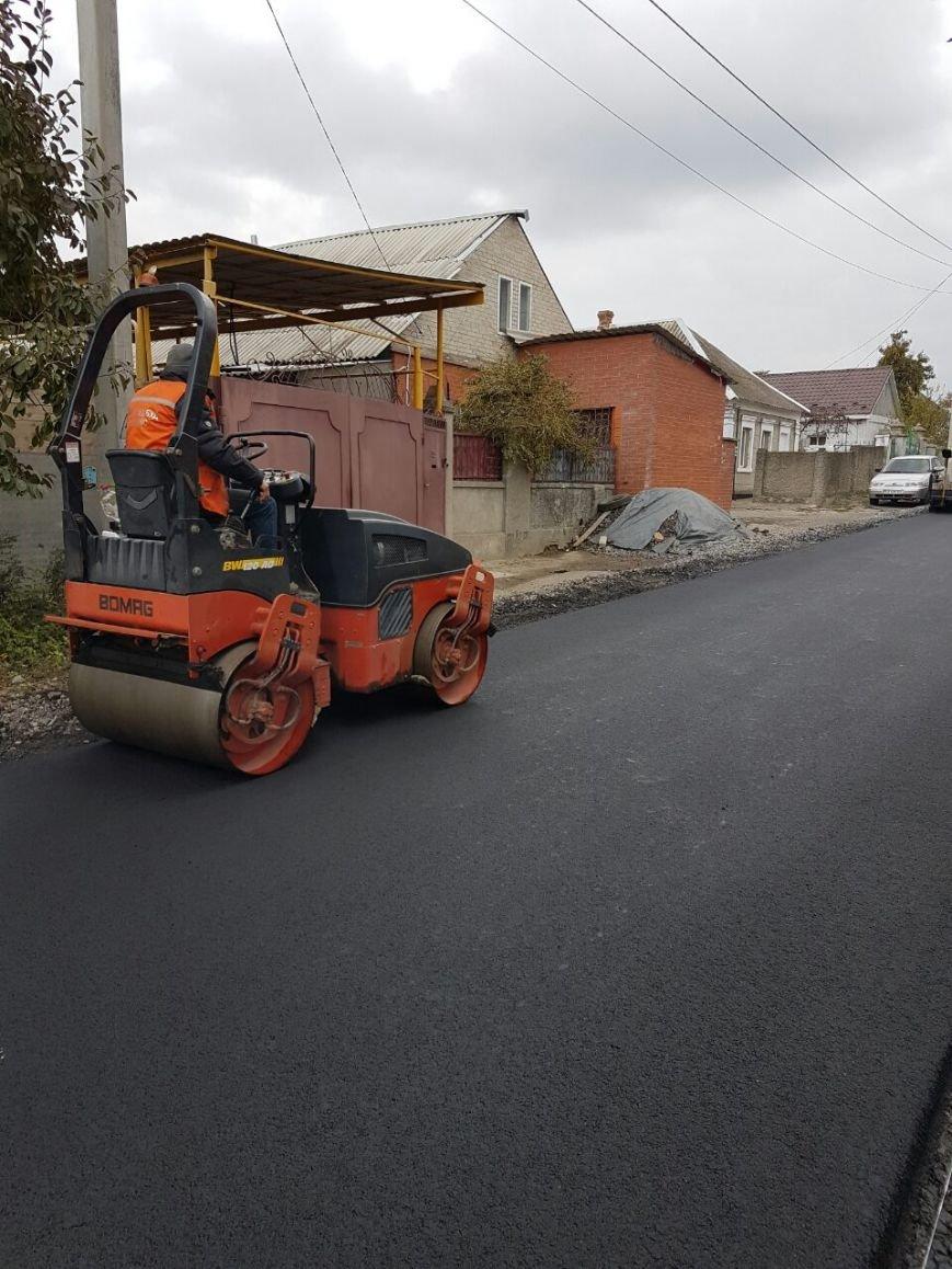 В Николаеве на улице Александра Матросова  и Бокова капитально отремонтировали дороги (ФОТО), фото-1
